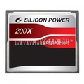 Flash-карта памяти Compact Flash Silicon Power на 8 гб (120x)